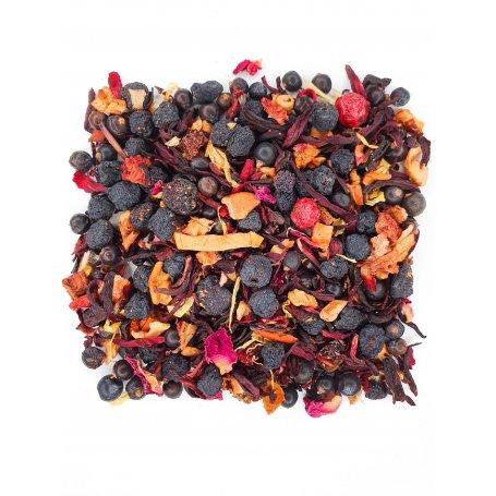 Фруктовый чай Красный сарафан