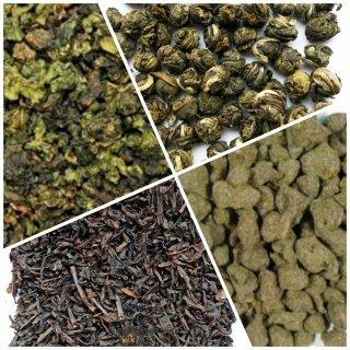 Подборка от Королевства чая №3. Парад ароматов