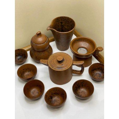 Набор для чайной церемонии Браун макси