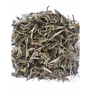 Белый чай и желтый чай