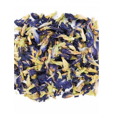 Синий чай из Клитории, Анчан, пурпурный чай (Тайланд)