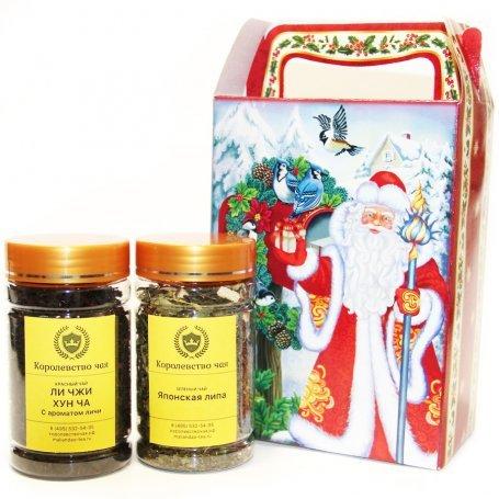 Инь-Янь - новогодний подарочный набор чая