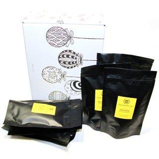 Коробка счастья - новогодний подарочный набор чая