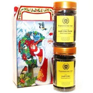 Молочная сказка - новогодний подарочный набор чая