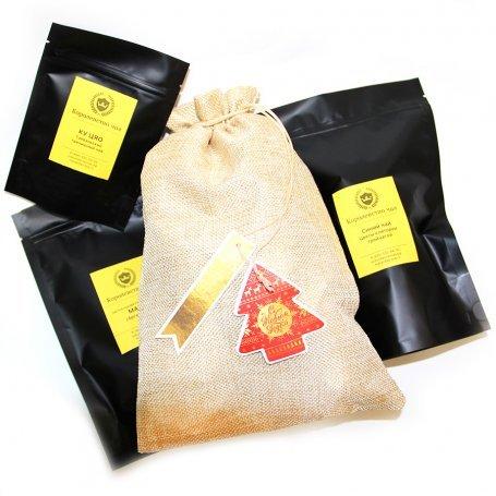Сюрприз - новогодний подарочный набор чая