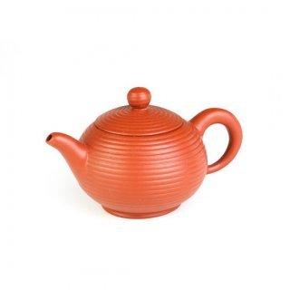 Чайник глиняный Полосатый фонарь