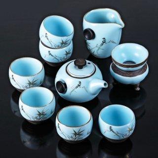 Набор для чайной церемонии Голубая лагуна