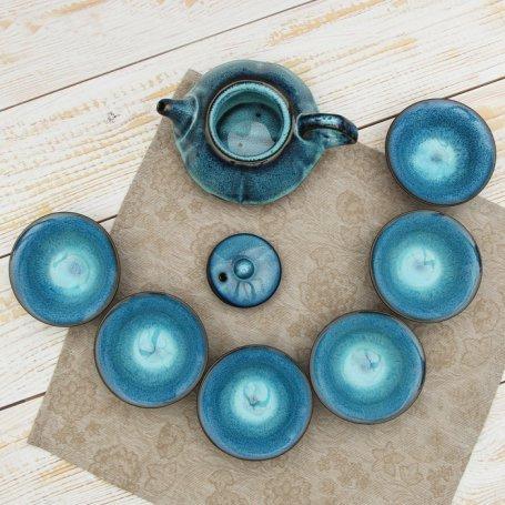 Набор для чайной церемонии Небесный