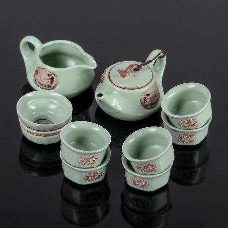 Набор для чайной церемонии Селадон