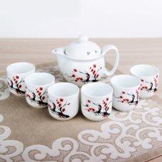 Набор для чайной церемонии Цветение сакуры