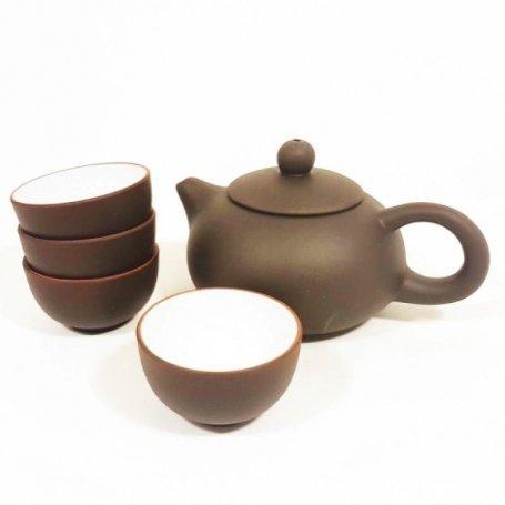 Набор для чайной церемонии Забытые традиции 2 (черный)