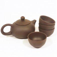 Набор для чайной церемонии Забытые традиции 3 (черный)
