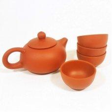Набор для чайной церемонии Забытые традиции 3 (коричневый)