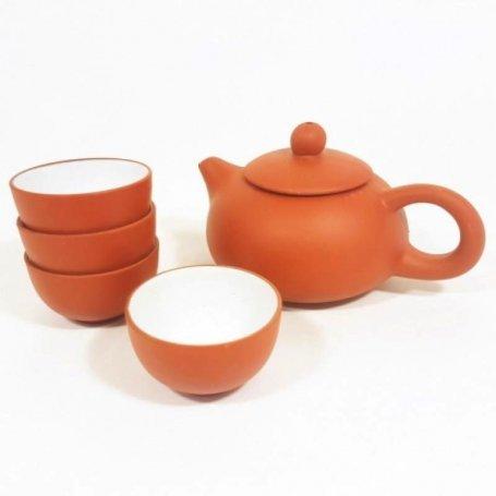Набор для чайной церемонии Забытые традиции 2 (коричневый)