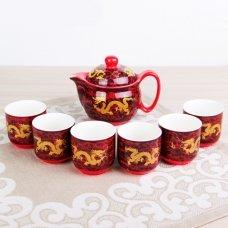 Набор для чайной церемонии Огненный дракон