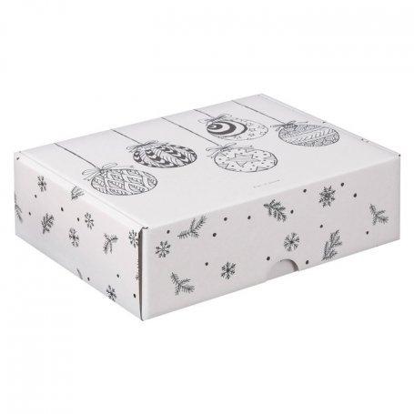 Подарочный мешочек Подарок от Мишки 16х24 см