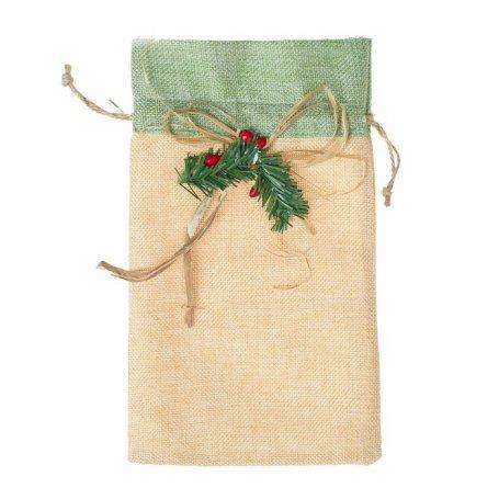 Подарочный мешочек Сказочная веточка 15х25 см