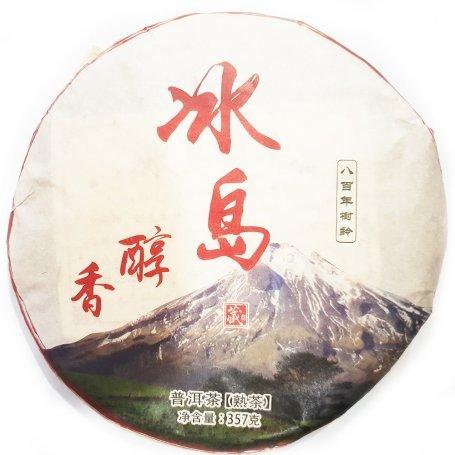 Шу пуэр Чистый аромат Бин Дао