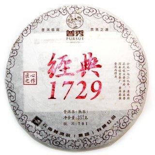 Шу пуэр Классический 1729
