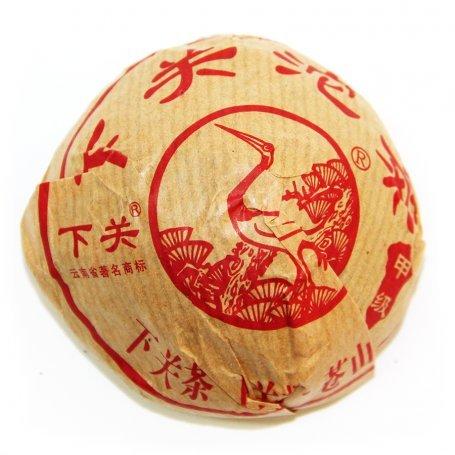 Шен пуэр фаб. Сягуань (Xiaguan) Отборный вкус