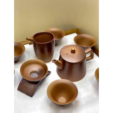 Набор для чайной церемонии Браун