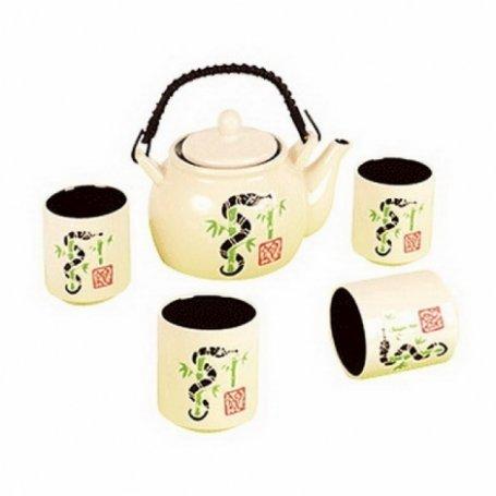 Набор для чайной церемонии Черный змей