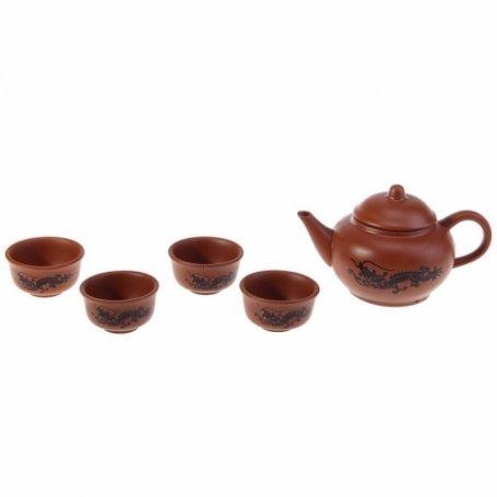Набор для чайной церемонии Черный дракон
