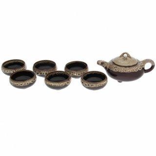 Набор для чайной церемонии Мантия коричневый