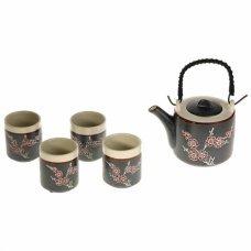 Набор для чайной церемонии Красная сакура