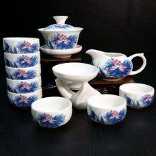 Набор для чайной церемонии из фарфора 240