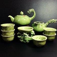 Набор для чайной церемонии Зеленый дракон