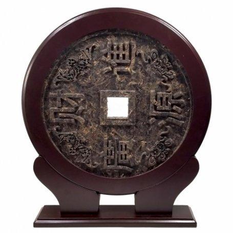 Шу пуэр-картина Монета
