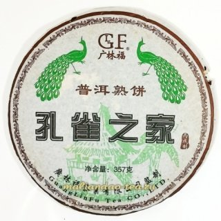 Шу пуэр Время чая (2012 г.)