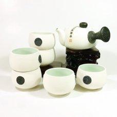 Набор для чайной церемонии из фарфора Маркиз 3