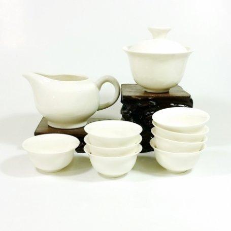 Набор для чайной церемонии из фарфора Облако