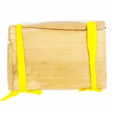 Шу пуэр Чжунту Ча Плитка в банановых листьях №1