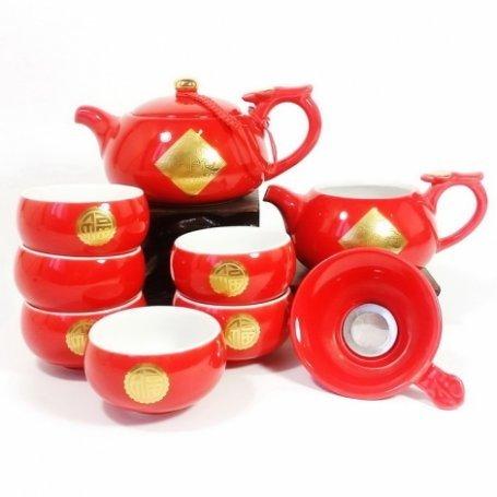 Набор для чайной церемонии Червы