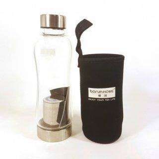 Бутыль походная заварочная Borun