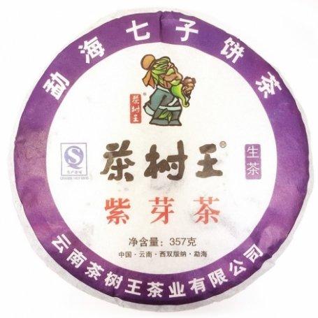 Шен пуэр Пурпурная почка фаб. Ча Шу Ван