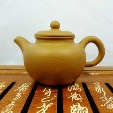 Глиняный чайник Кувшинка