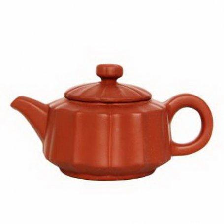 Чайник глиняный 101 светло-коричневый