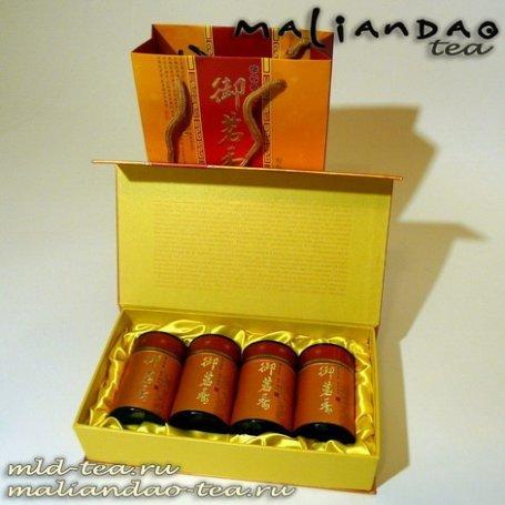 Подарочная упаковка для чая №5 - Императорский чай