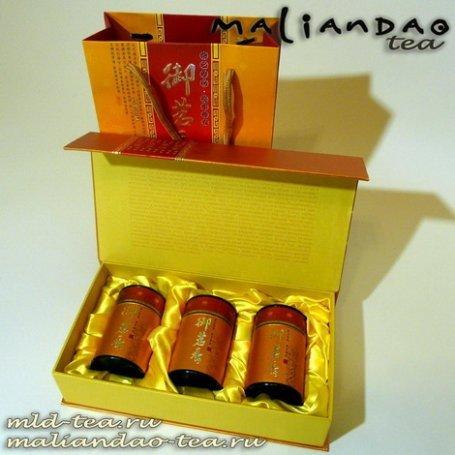 Подарочная упаковка для чая №4 - Императорский чай