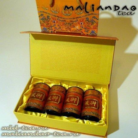 Подарочная упаковка для чая №6 - Императорский чай