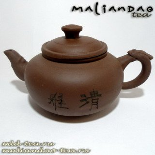 Глиняный чайник D068