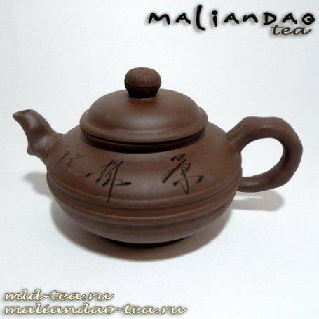 Глиняный чайник D069