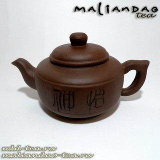 Глиняный чайник D070