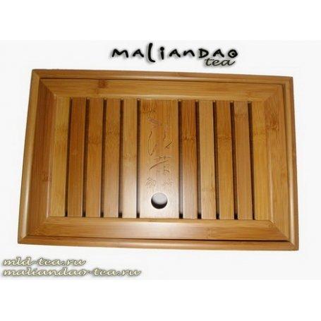 Чабань | Поднос для чайной церемонии (бамбук, 32)