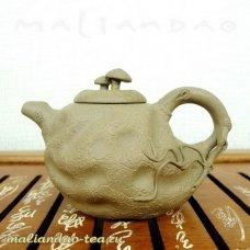 Чайник глиняный Живой мир