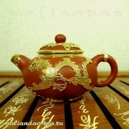 Чайник Золотой дракон №3